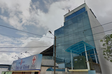 Santo Domingo Ecuador - Profitable Five Story Building For Sale In Santo Domingo
