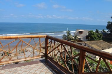 Manglaralto Ecuador - Manglaralto Penthouse: Rare Opportunity- Penthouse with Two Large Ocean View Terraces