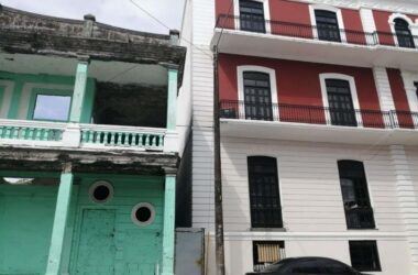 Barrio Norte Panama - Land and Old Structure for Sale in Ciudad Colon – EB