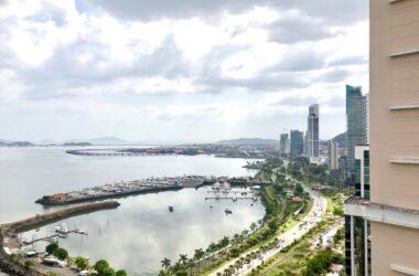Balboa Avenue Panama - Fantastic Bay and Canal views in Villa del Mar – Avenida Balboa