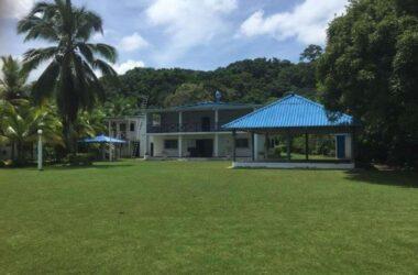 Portobello Panama - Titled Ocean Front Property in Atlantic Cost of Colon, Panama