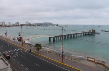 Salinas Ecuador - Oceanfront Apartment For Sale in Salinas