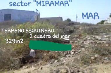 Punta Carnero Ecuador - Near the Coast Home Construction Site For Sale in Punta Carnero