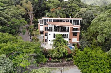 Santa Ana Costa Rica - Spacious and Private 3 Story House with Spectacular Views and Pool