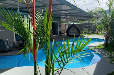 Uvita Costa Rica - 0.12 ACRES – 3 Bedroom Brand New Home W/ Pool Close To Beach And Town!!!!