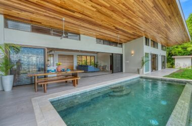 Dominical Costa Rica - 2.4 ACRES – 3 Bedroom Brand New Ocean View Home With Infinity Pool!!!
