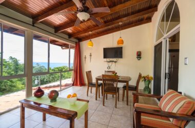 Manuel Antonio Costa Rica - CONDO – 1 Bedroom Condo In Center Of Manuel Antonio With Ocean View And Rental History!!!!