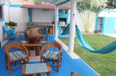 Punta Blanca Ecuador - Prime Location-Punta Blanca Entrada 3-Flip Flops – Shorts & A Bottle Wine is all that's Needed on this High End Turn Key Home.