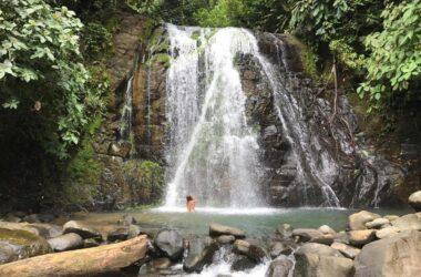 Uvita Costa Rica - 0.31 ACRES – Successful Riverfront Hostel, Walk To Waterfall!!!!