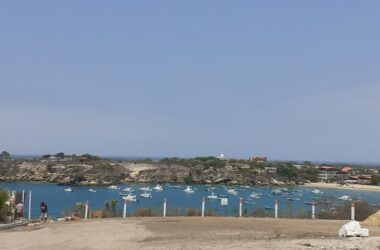 Ayangue Ecuador - Ocean View – Lobster Bay Ayangue: Grand Opportunity-1000m2 Lot in Prime Area