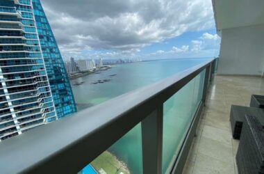 Punta Pacifica Panama - Apartment for RENT in PH TOC (Trump, now JW Marriott)