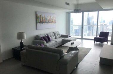 Balboa Avenue Panama - For Sale Furnished Apartment P.H. Yacht Club