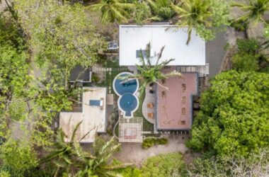 Nosara Costa Rica - Brand New 5 Bedroom Modern Designer Home for Sale in K Section