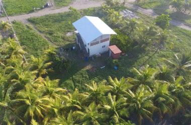 Aposentillo Nicaragua - Beachfront Bungalow Nahualapa Bay