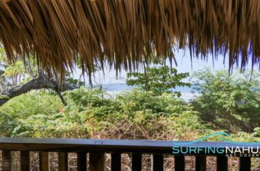 Aposentillo Nicaragua - Beachfront Home in Jiquilillo with Many Extras and Great Surf Out Front