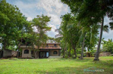 Aposentillo Nicaragua - Casa Brisas – Beachfront home steps from the Boom