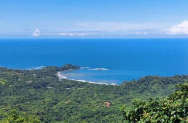 DOMINICAL Costa Rica - 6.17 ACRES – Breathtaking Ocean View Lot With Sunsets And Views Of Punta Dominical!!!!