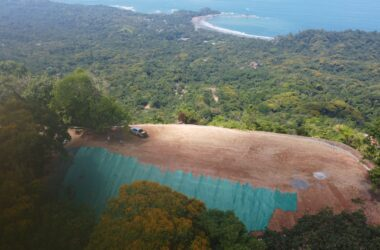 DOMINICAL Costa Rica - 6.17 ACRES – Incredible 360 Degree View, 3 Building Sites, Legal Water, Epic Ocean View Sunsets!!!!