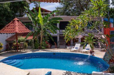 MANUEL ANTONIO Costa Rica - 0.6 ACRES – 21 Room Hotel With Restaurant, Bar, Pool, Plus 3 Bedroom Villa, Great Location And Profitable!!!!