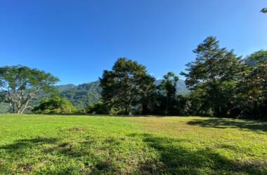 OJOCHAL Costa Rica - 2 ACRES – Beautiful Ocean And Mountian View Property In Gated Community With Legal Water!!!