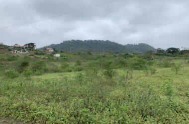Dos Mangas Ecuador - Mountain Home Construction Site For Sale in Dos Mangas